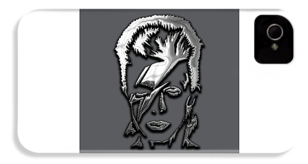 David Bowie Collection IPhone 4 Case