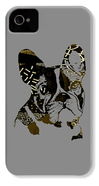 French Bulldog Collection IPhone 4 Case