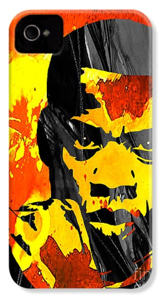 Jay Z Collection IPhone 4 Case by Marvin Blaine