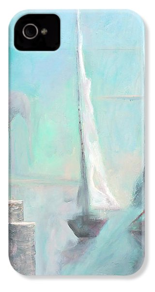 A Morning Memory IPhone 4 Case by James Lanigan Thompson MFA