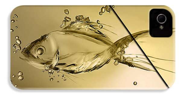 Fish Collection IPhone 4 / 4s Case by Marvin Blaine