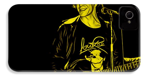 Lou Reed Collection IPhone 4 / 4s Case by Marvin Blaine