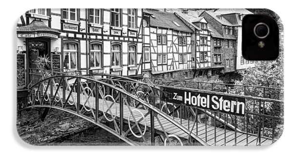 Monschau In Germany IPhone 4 Case by Jeremy Lavender Photography