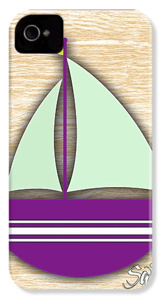 Sailing Collection IPhone 4 Case