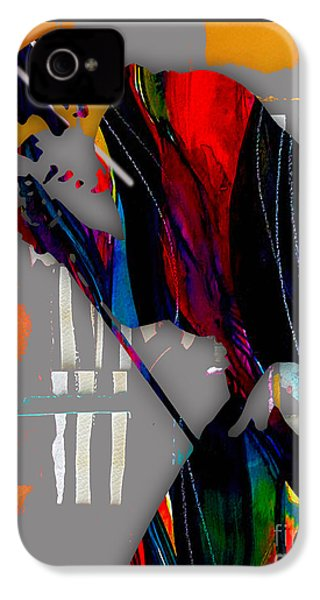 Elvis Presley Collection IPhone 4 Case by Marvin Blaine
