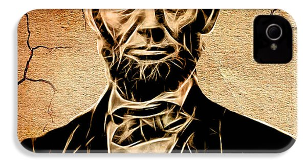 Abraham Lincoln Collection IPhone 4 Case