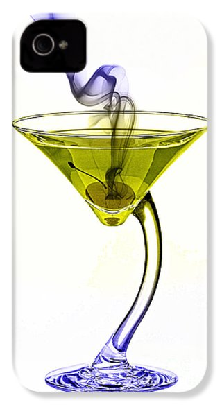 Cocktails Collection IPhone 4 Case by Marvin Blaine