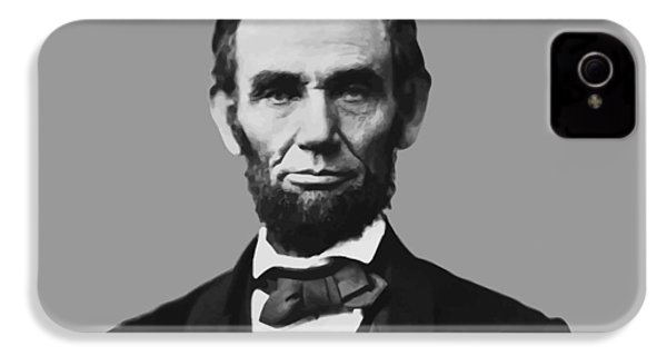 President Lincoln IPhone 4 Case