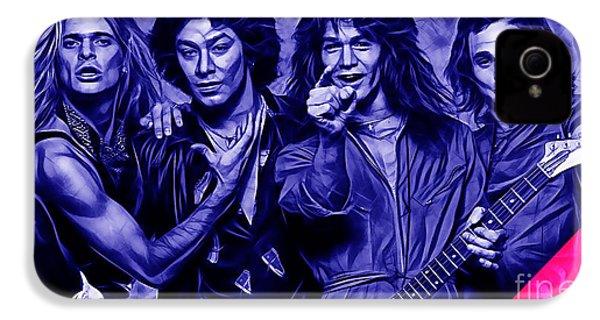 Van Halen Collection IPhone 4 / 4s Case by Marvin Blaine