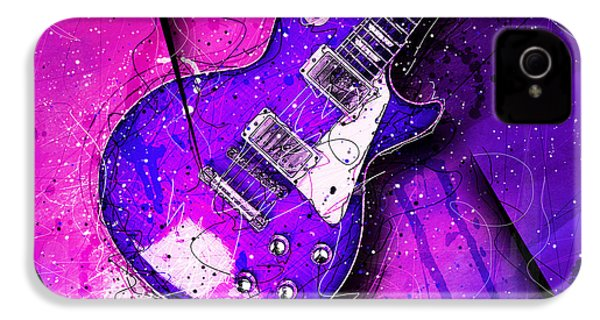 59 In Blue IPhone 4 Case by Gary Bodnar