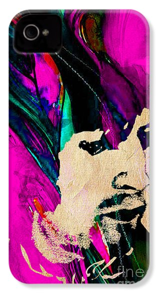 Eric Clapton Collection IPhone 4 Case by Marvin Blaine