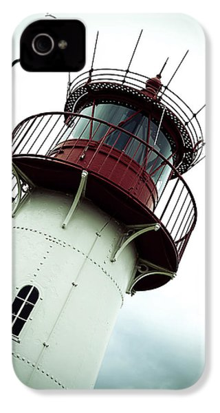 Lighthouse IPhone 4 / 4s Case by Joana Kruse