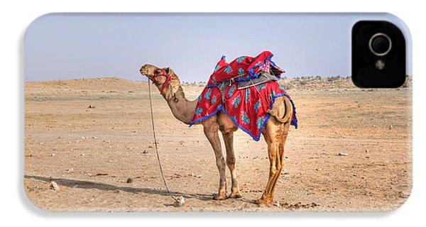 Thar Desert - India IPhone 4 / 4s Case by Joana Kruse