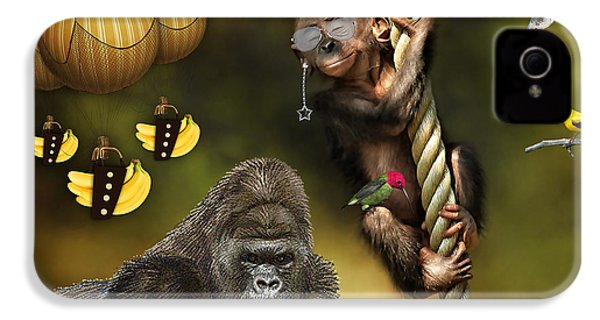 Bananas IPhone 4 / 4s Case by Marvin Blaine