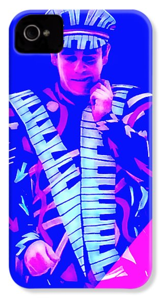 Elton John Collection IPhone 4 / 4s Case by Marvin Blaine