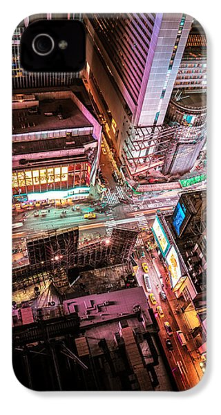 New York City IPhone 4 Case