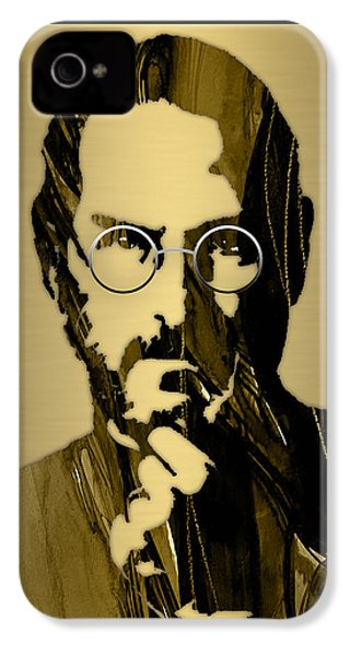 Steve Jobs Collection IPhone 4 Case