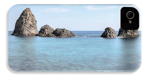 Aci Trezza - Sicily IPhone 4 Case by Joana Kruse