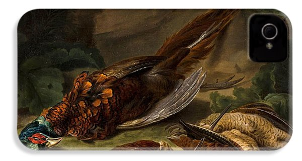 A Dead Pheasant IPhone 4 Case by MotionAge Designs