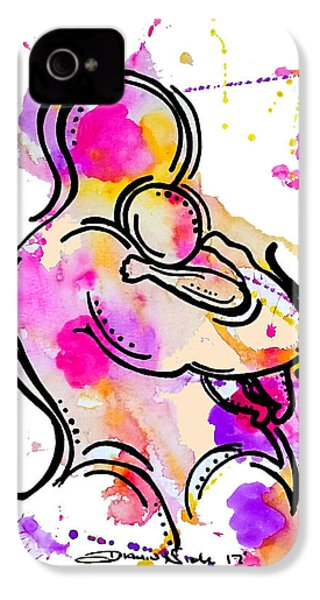 A Father's Love IPhone 4 Case by Diamin Nicole