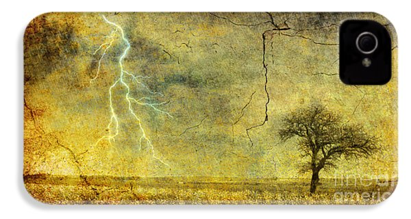 A Stormy Spring IPhone 4 Case