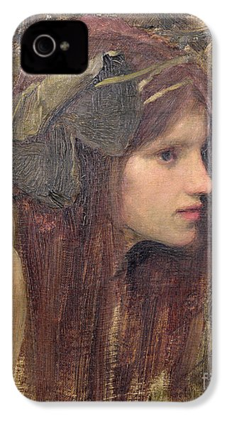 A Study For A Naiad IPhone 4 Case