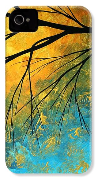 Abstract Landscape Art Passing Beauty 2 Of 5 IPhone 4 Case
