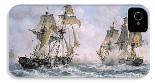 Action Between U.s. Sloop-of-war 'wasp' And H.m. Brig-of-war 'frolic' IPhone 4 Case