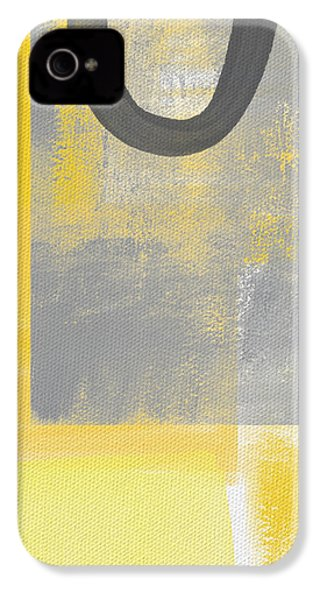 Afternoon Sun And Shade IPhone 4 Case by Linda Woods