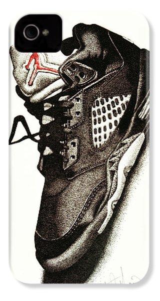 Air Jordan IPhone 4 Case