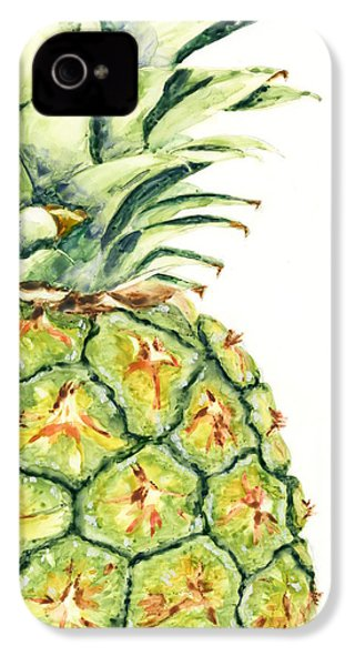 Aloha Again IPhone 4 / 4s Case by Marsha Elliott