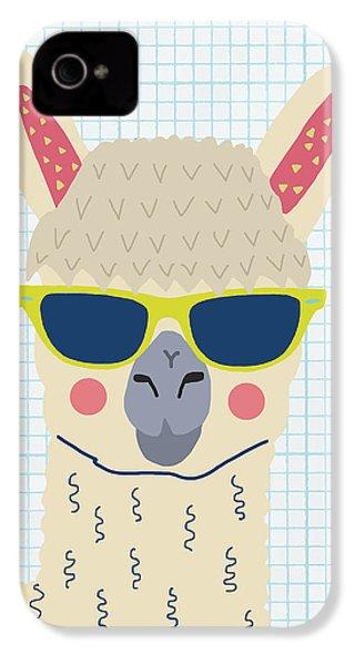 Alpaca IPhone 4 Case