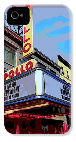 Amateur Night At The Apollo IPhone 4 / 4s Case by Ed Weidman