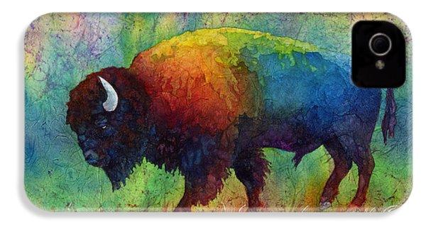 American Buffalo 6 IPhone 4 / 4s Case by Hailey E Herrera