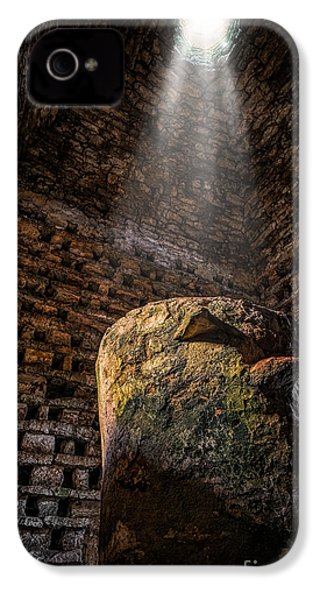 Ancient Dovecote IPhone 4 Case by Adrian Evans
