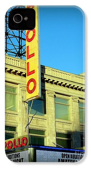 Apollo Vignette IPhone 4 / 4s Case by Ed Weidman