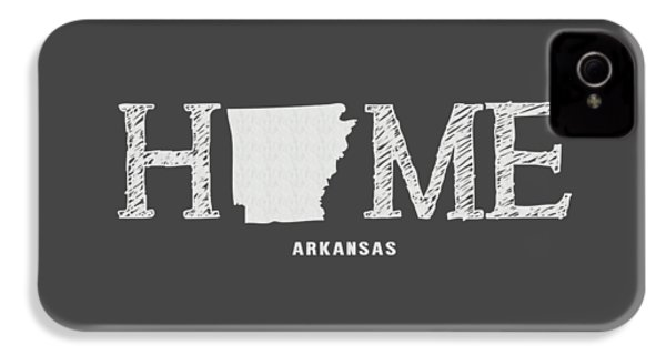 Ar Home IPhone 4 Case by Nancy Ingersoll