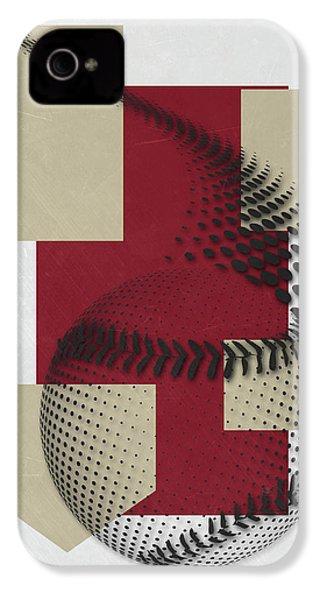 Arizona Diamondbacks Art IPhone 4 / 4s Case by Joe Hamilton