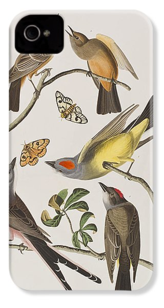 Arkansaw Flycatcher Swallow-tailed Flycatcher Says Flycatcher IPhone 4 Case