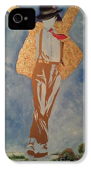 Artist IPhone 4 Case by Dr Frederick Glover