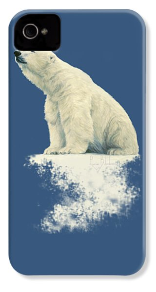 Something In The Air IPhone 4 Case by Lucie Bilodeau