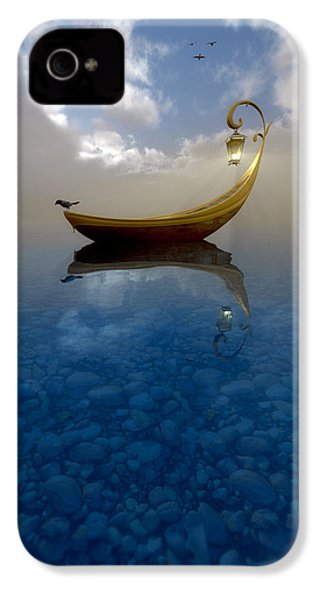 Narcissism IPhone 4 / 4s Case by Cynthia Decker