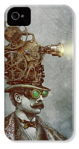 The Projectionist IPhone 4 Case