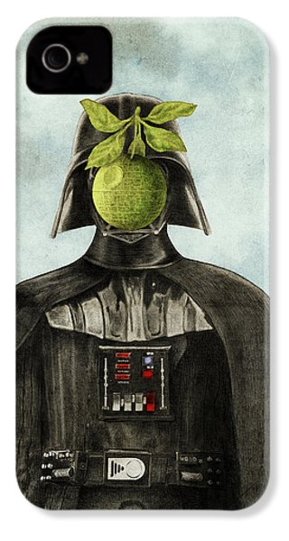 Son Of Darkness IPhone 4 Case by Eric Fan