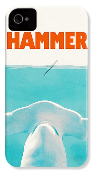 Hammer IPhone 4 / 4s Case by Eric Fan