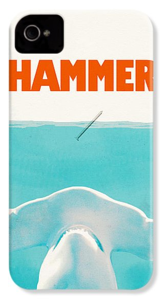 Hammer IPhone 4 Case by Eric Fan