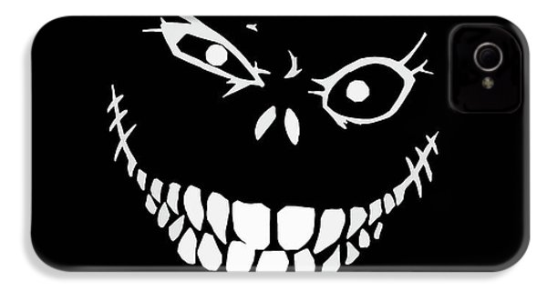 Crazy Monster Grin IPhone 4 Case by Nicklas Gustafsson