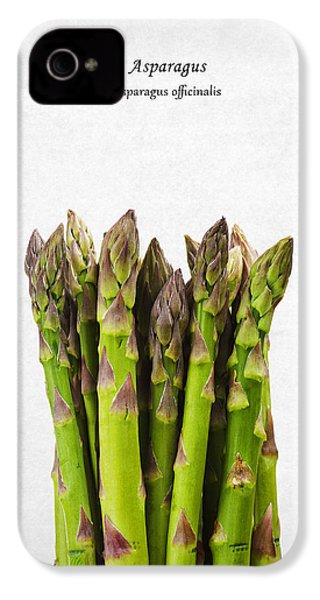 Asparagus IPhone 4 / 4s Case by Mark Rogan