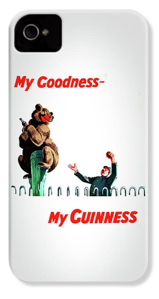 My Goodness My Guinness 2 IPhone 4 Case