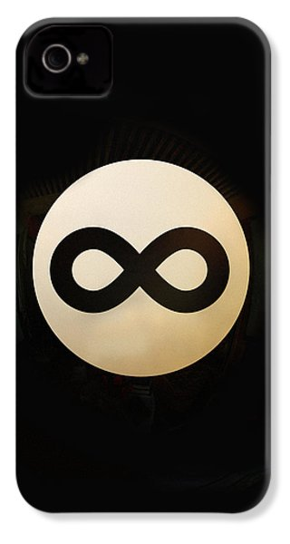Infinity Ball IPhone 4 / 4s Case by Nicholas Ely